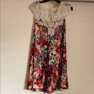Umgee summer garden dress
